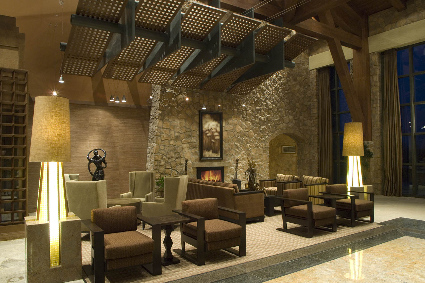 Luxe Hills Executive Clubhouse