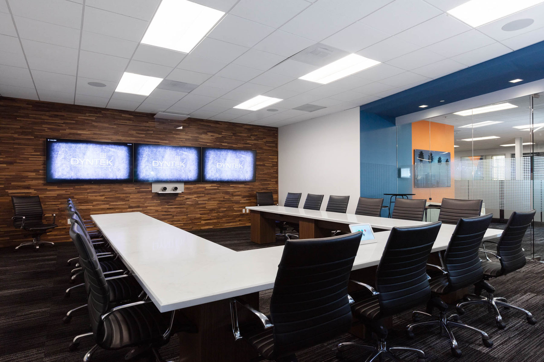 DynTek Corporate Headquarters